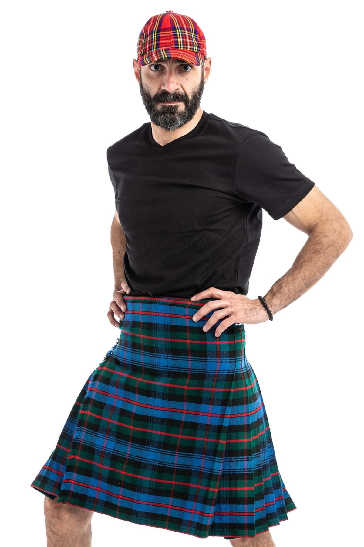 Murray Tartan Kilt for Sale in USA on Discounted Price