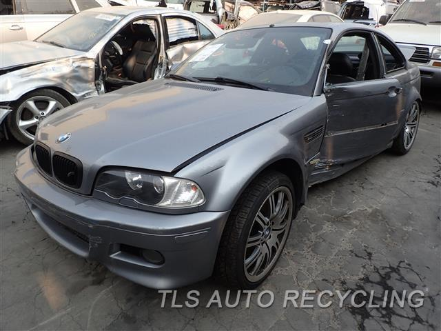 Used Parts for BMW M3 - 2003 - 901.BM1H03 - Stock# 8438GR
