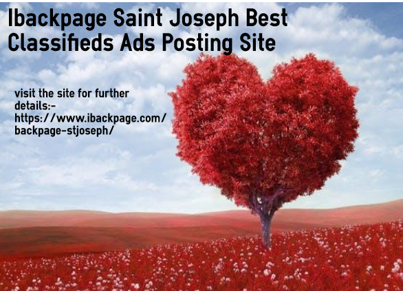 Ibackpage Saint Joseph Best Classifieds Ads Posting Site