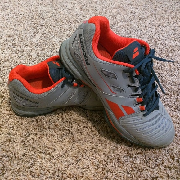 Babolat V-Pro All Court Mens Size 7.5 Tennis Shoes for sale