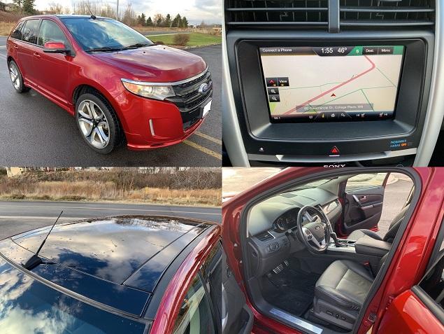 LOADED GreatShape2013 Ford Edge LowMiles