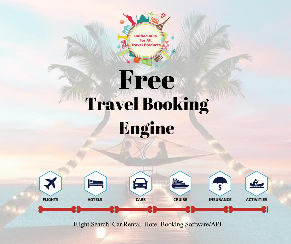 Free Travel API | Free Airlines API | Free Booking Engine- Accessone.io