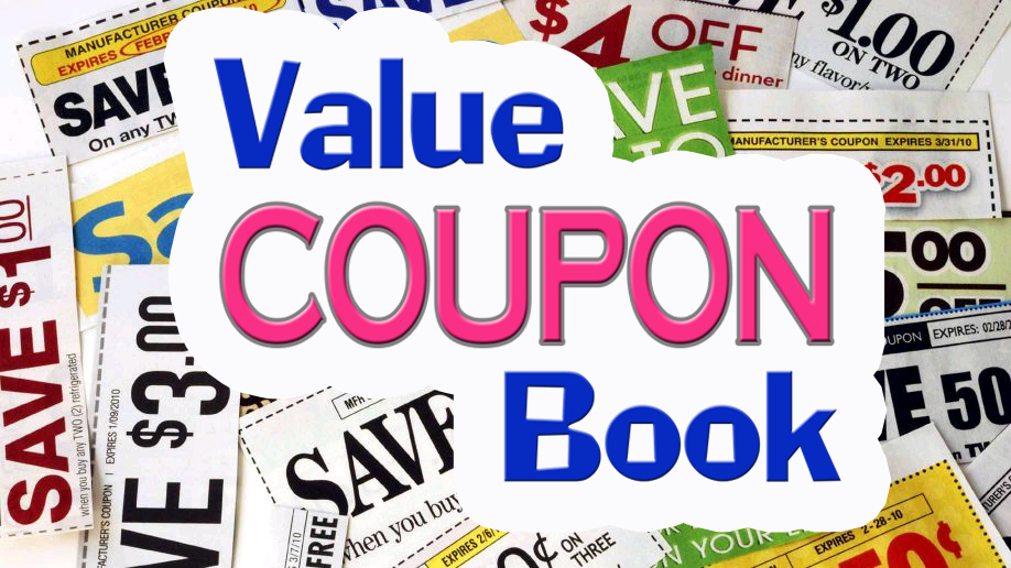 Coupons: Printing, Cleaning  Products,  Auto Services