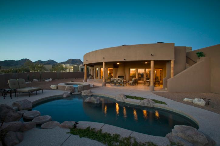 Desert Valley Pools LLC