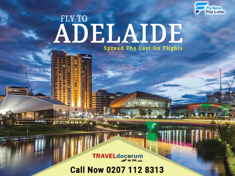 Flights to Adelaide from London Heathrow