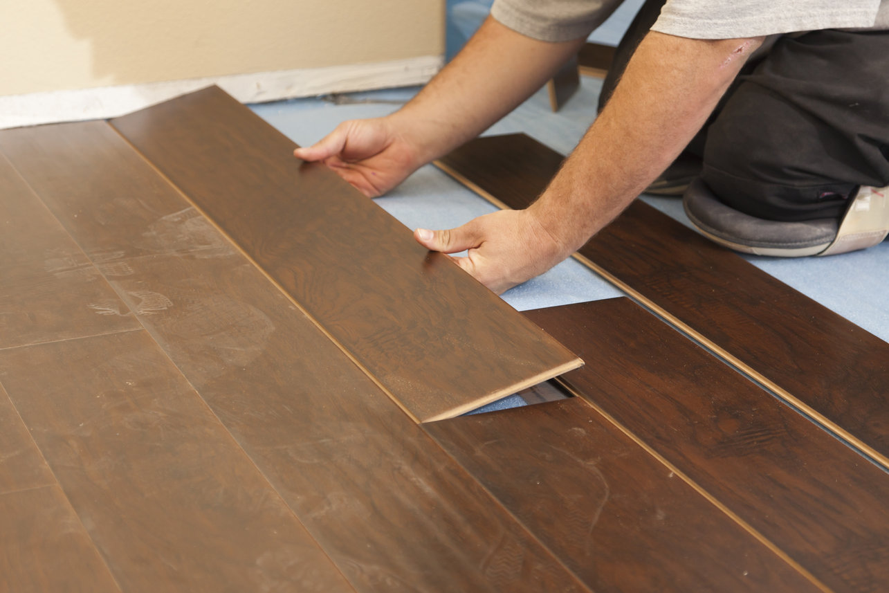 Melvin's Hardwood Floors Provides Wood Flooring Installation Service