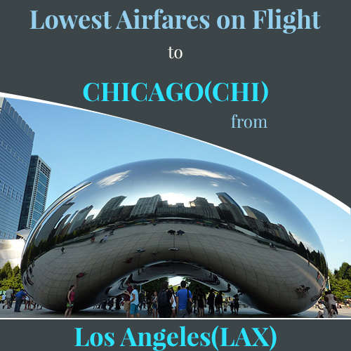 Discounted Airfares to Los Angeles from Chicago