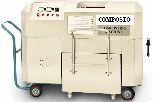 Brief- Fully automatic organic waste converter machine - 50 kg