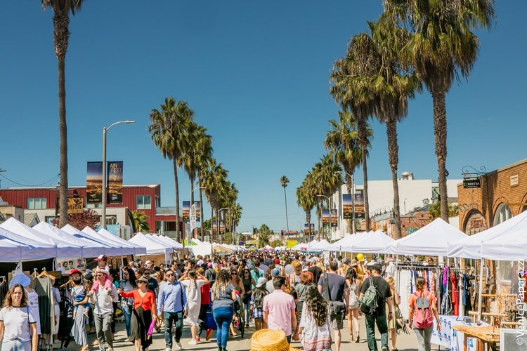 The 34th Annual Abbot Kinney Festival