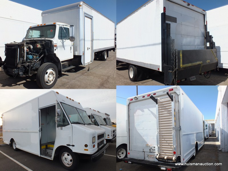 Online Auction - Surplus Fleet Vehicles (Stockton, Ceres, Fresno)