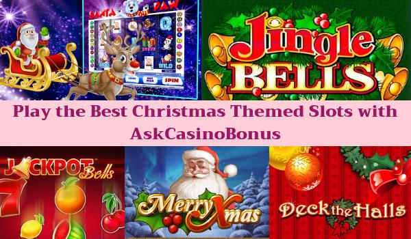 Play the Best Christmas Themed Slots with AskCasinoBonus