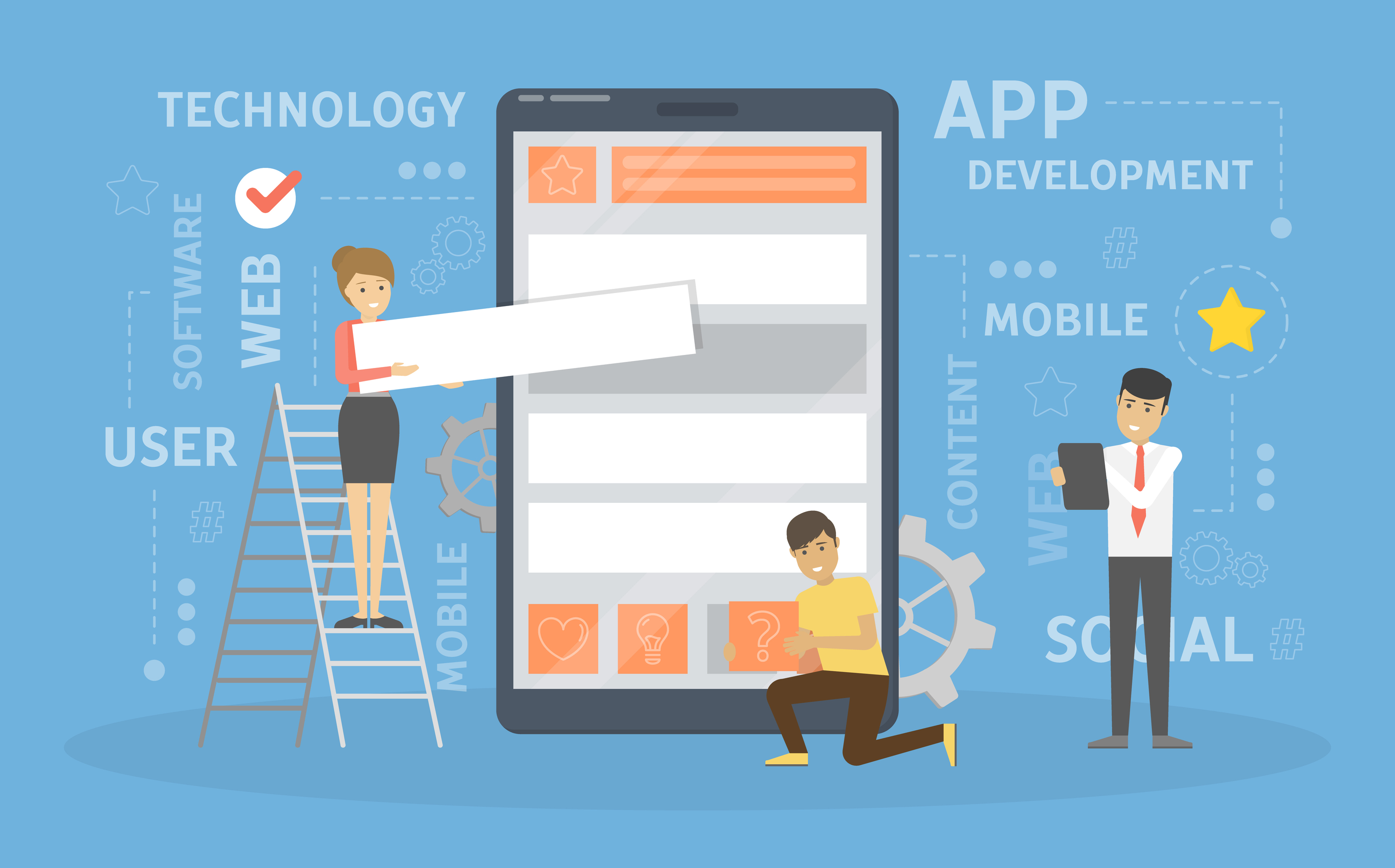Looking For Expert Mobile Application Developers? Contact Openwave!
