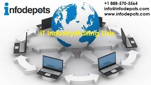 Buy 2019 Updated | IT Industry Email List | List of IT Companies | InfoDepots