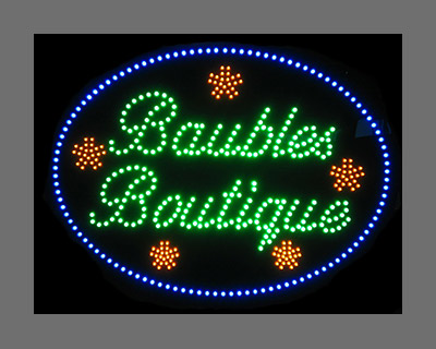 Custom text tool LED sign | Animated sign | -  Everything LED Signs