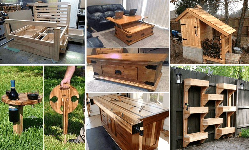 The Ultimate Guide To WOODWORKING