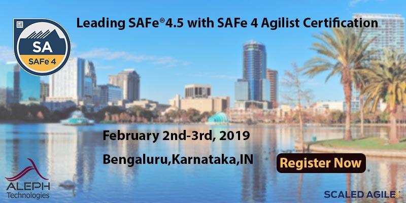 Leading SAFe 4.6