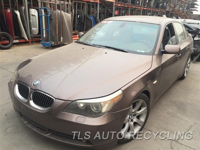 Used Parts for BMW 545I - 2004 - 901.BM1L04 - Stock# 8630PR