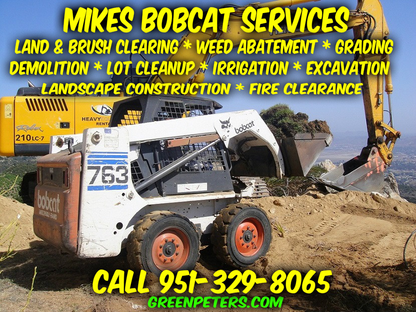 Mikes Bobcat Tractor Service