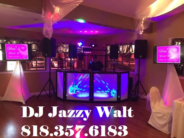 DJ For All Event Types at Affordable Rates.  All Music Genres in both English and Spanish Available
