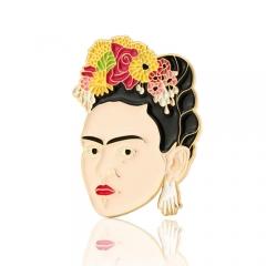 Frida Kahlo Pin