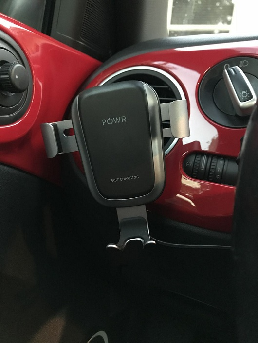 Wireless Car Charger Samsung