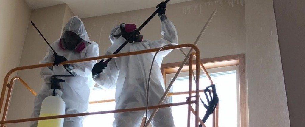 Death Cleanup Andover CT | Soot Removal RI | Trauma Cleanup CT | Mold Remediation CT