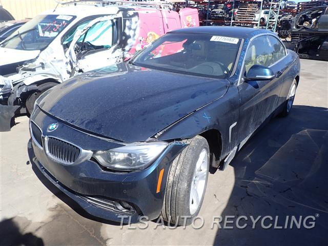 Used Parts for BMW 428I BMW - 2015 - 901.BM1U15 - Stock# 8383BR