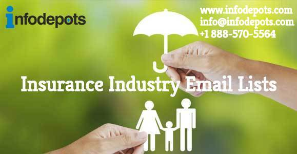 Buy 2019 Updated | Insurance Services Industry Email List | List of Insurance Companies | InfoDepots