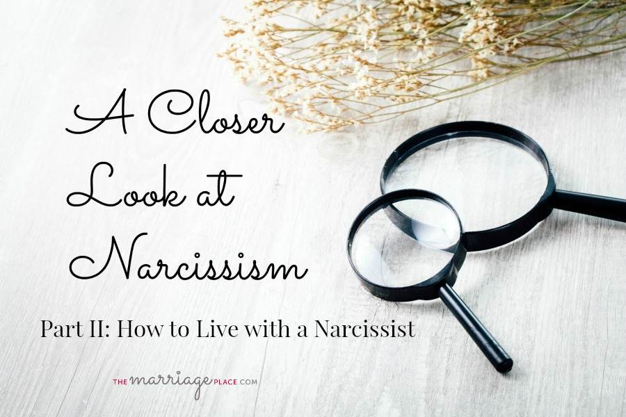 How to Live with a Narcissist