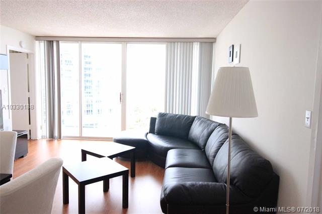 Miami Beach: 2/2 Bay views apartment (E Treasure Dr., 33141)