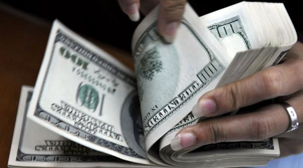 Lend money now.