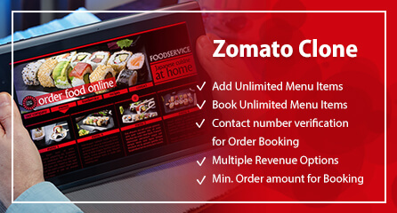 Online Food Ordering System - MintTM