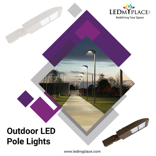 Get The Best Quality LED Pole lights at Affordable Price