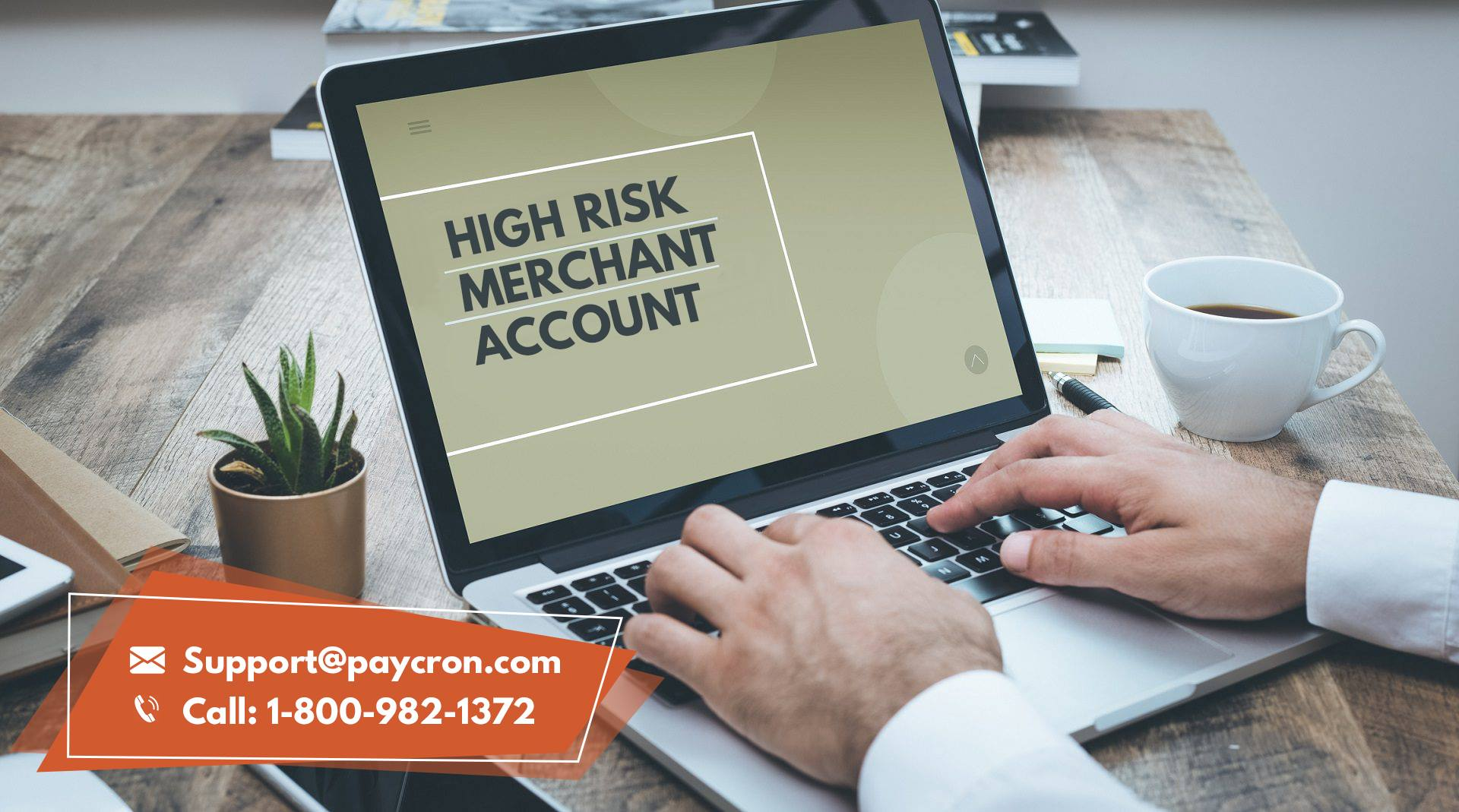 Merchant accounts for high risk businesses