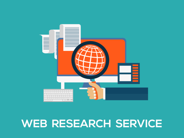 Professional Web Research Services by DataPlusValue