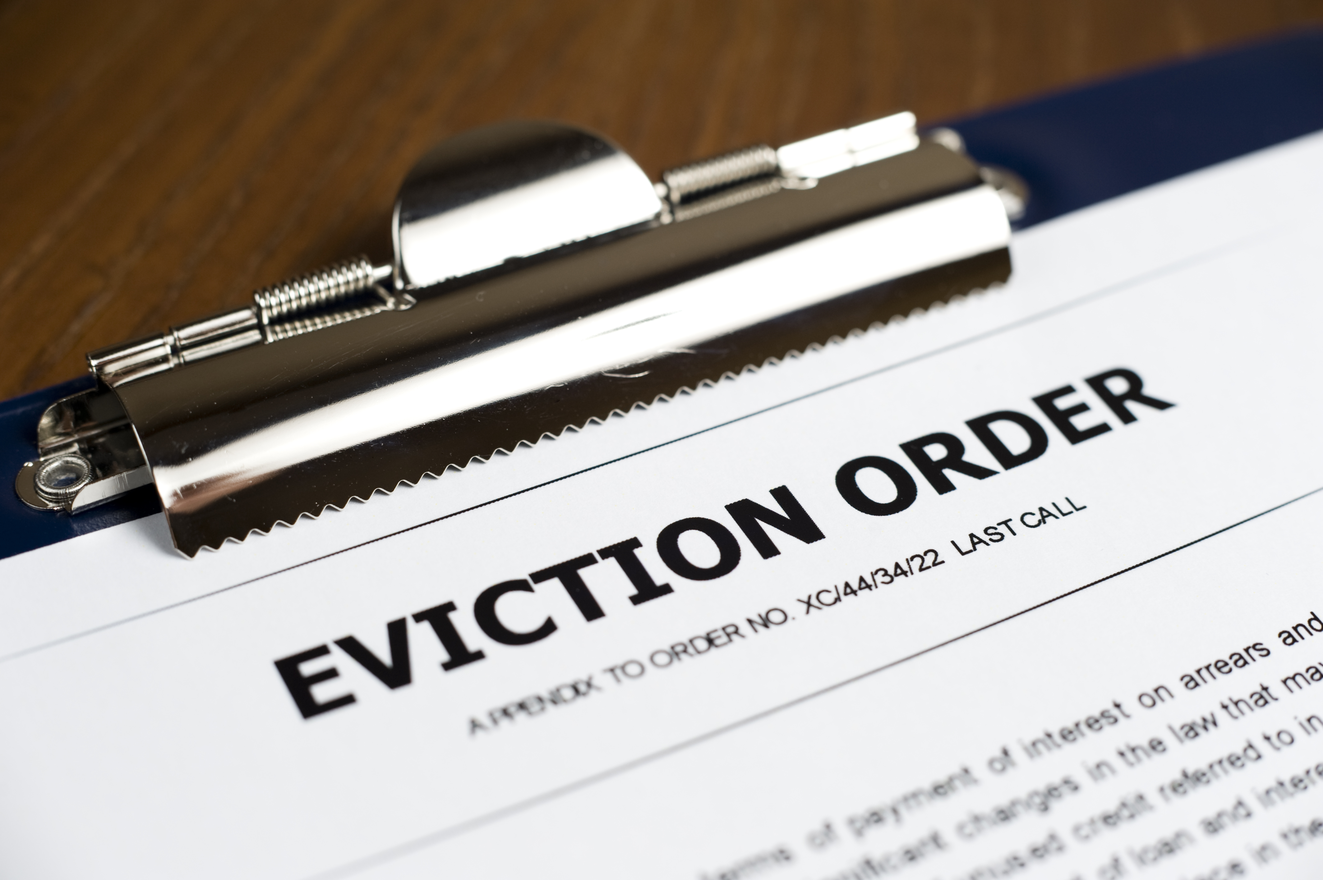 Stop Landlord Eviction!  Legal Aid for delaying your eviction!