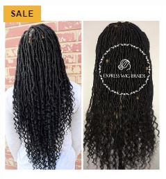 Affordable Faux LOCS Wigs for Sale