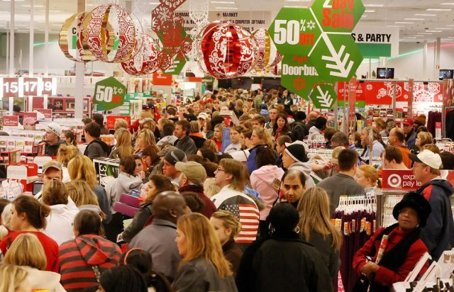 Don't Click Here if you enjoy the long lines at Christmas