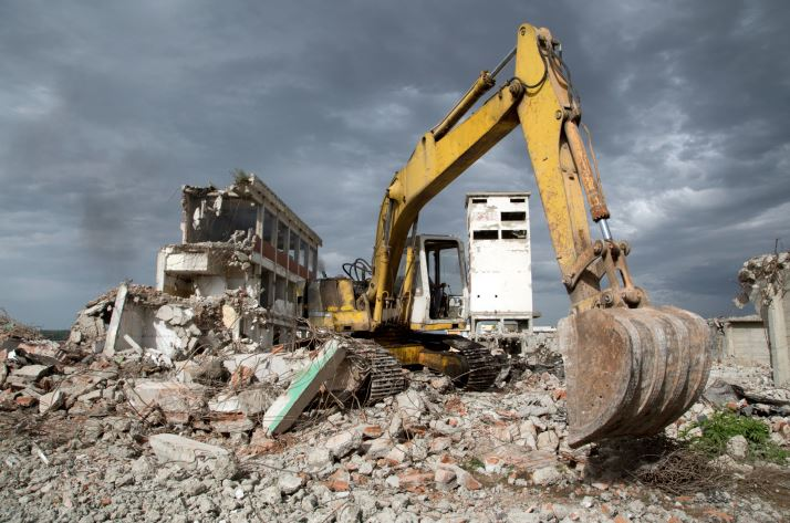 All Demolition and Contracting