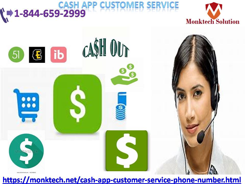 Cash app customer service offers effective results to customers 1844-659-2999