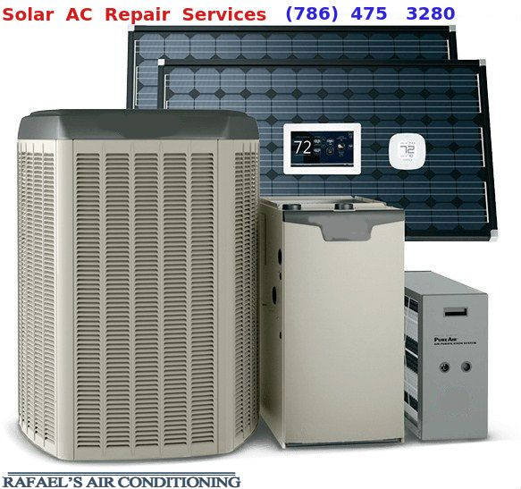 Fetch Benefits of Solar Energy from Solar AC Repair Miami
