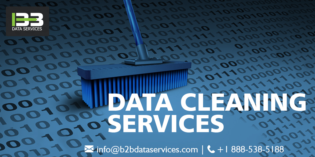 Data Cleaning Services | Data Cleansing Techniques | B2B Data Services