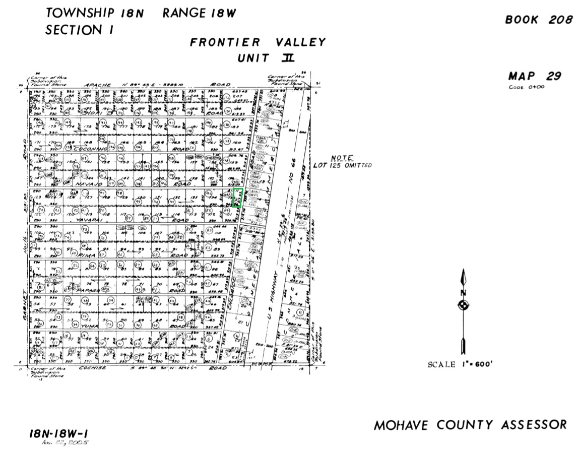 Rural land $99 down and $99/month! 1.39 acres