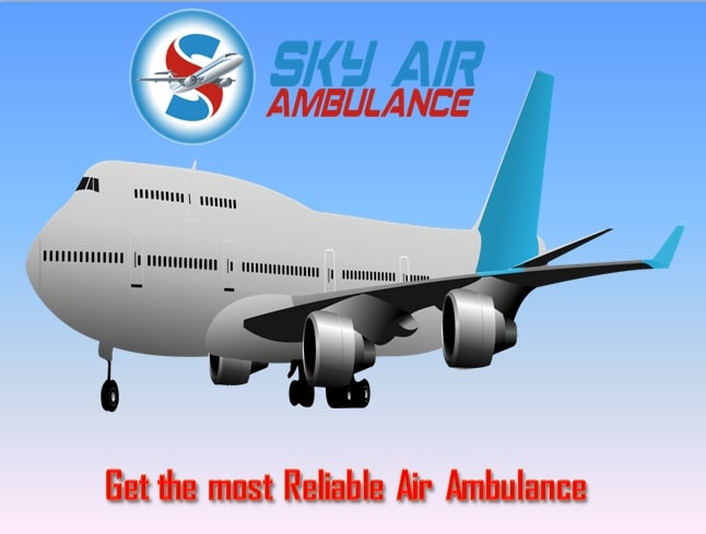 Get a Minimum Fare Air Ambulance in Delhi and Patna
