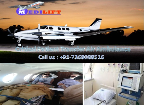 Most Reliable and Superior Air Ambulance Service in Varanasi