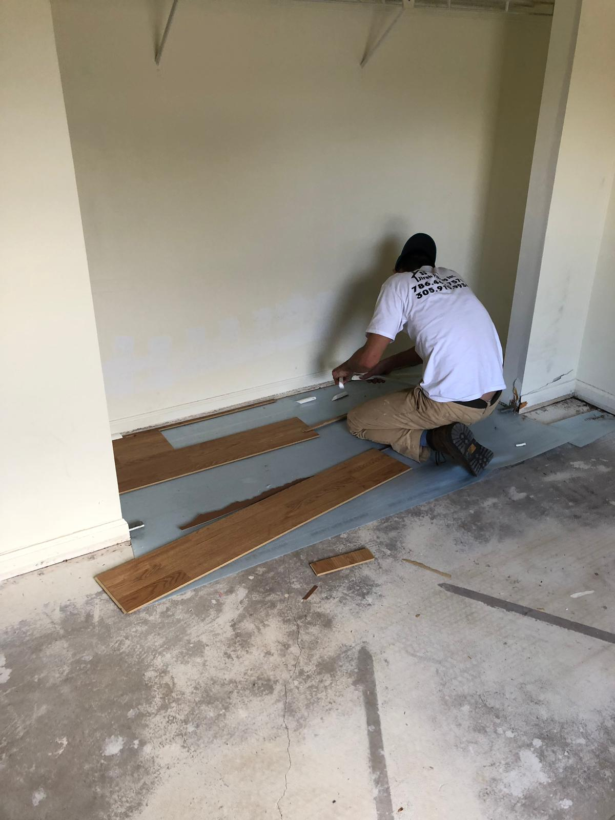 MIAMI + BROWARD LICENSED HOME PAINTING SERVICE, FLOORING SPECIALIST, HOME REPAIRS