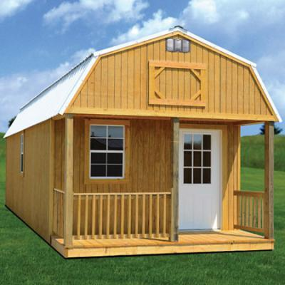 From where can I buy both the portable buildings and storage sheds both at one place?