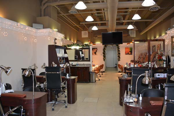 Nail Salon for Sale in Baltimore, MD - Great Income - Proof Provided