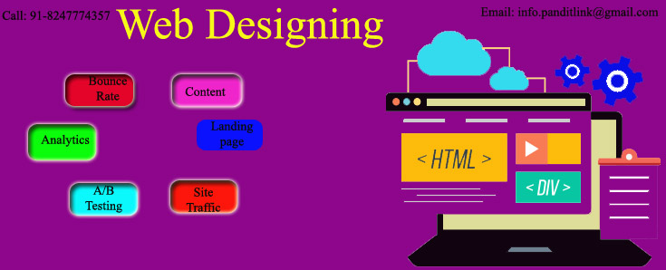 web designing online training in hyderabad