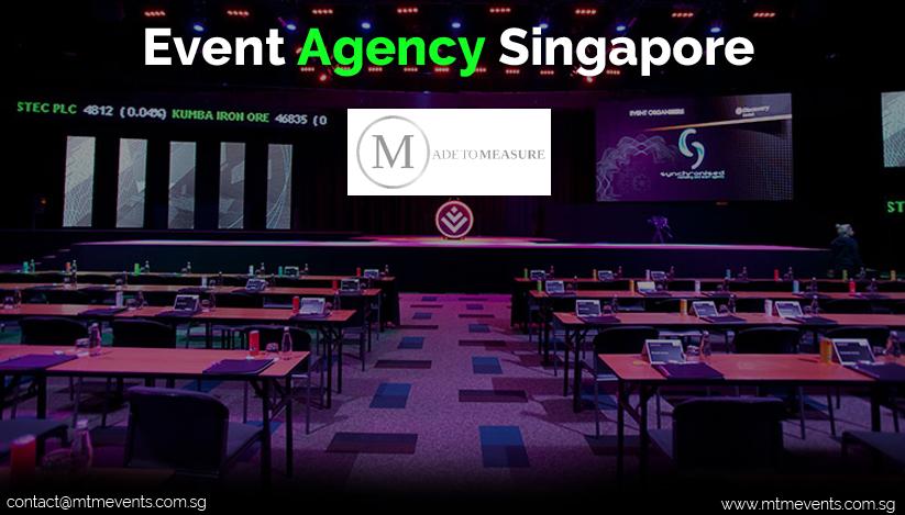 Event Management Company Singapore - MTM Events